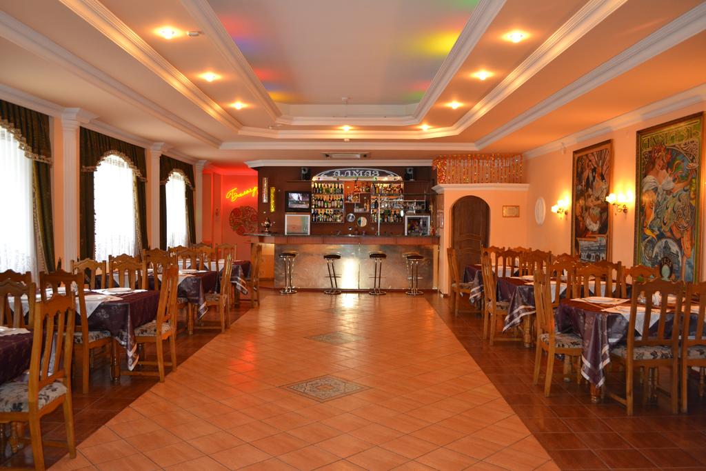 Ресторан Алмаз